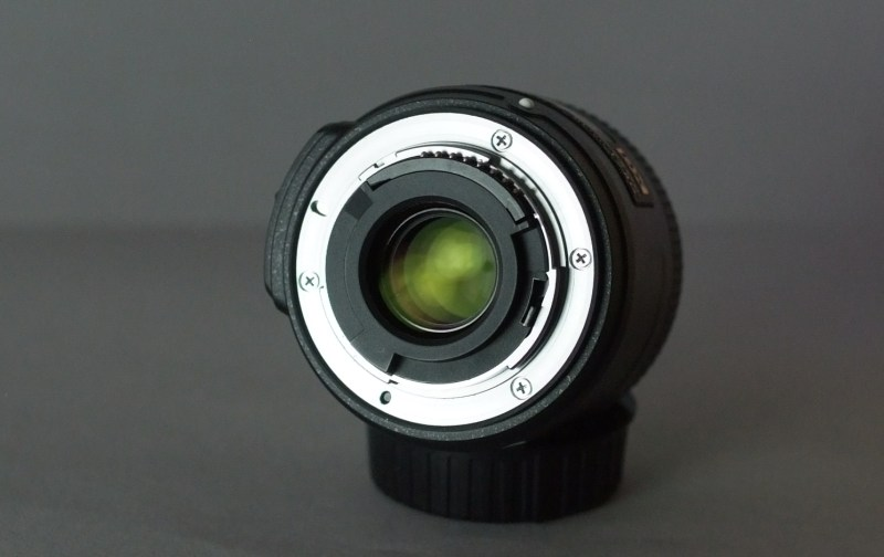 Nikkor 40 mm f/2,8G AF-S DX Micro TOP STAV