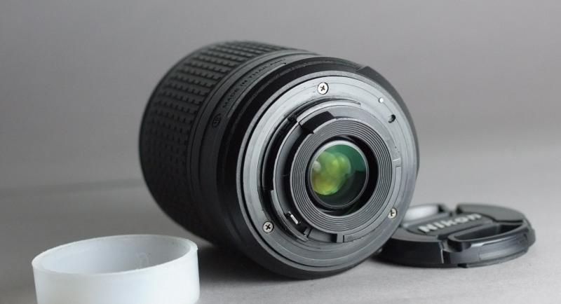 Nikon 55-200mm f/4-5.6G AFS VR II  SUPER STAV