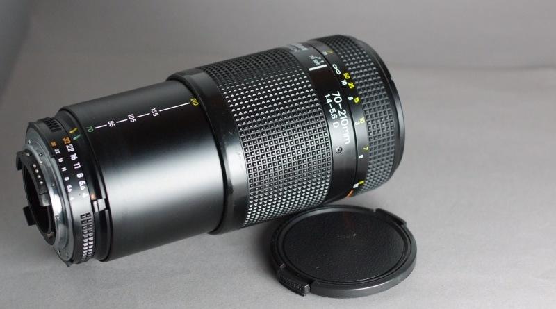 Nikon Nikkor AF 70-210mm D