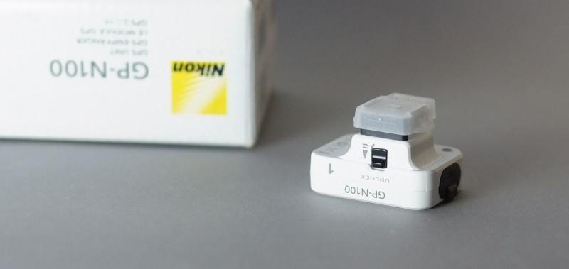 GPS jednotka Nikon GP-N100