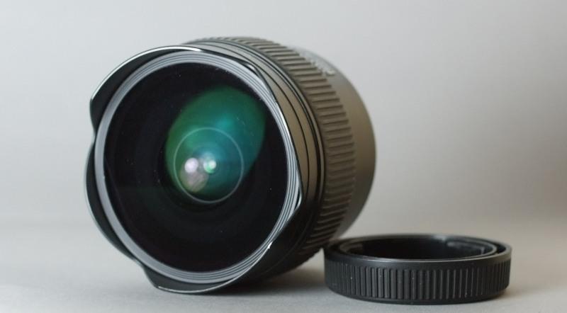 Olympus Zuiko Digital ED 8mm f/3,5