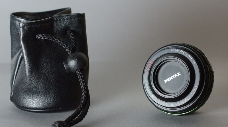 Pentax smc DA 40mm f/2,8 LTD