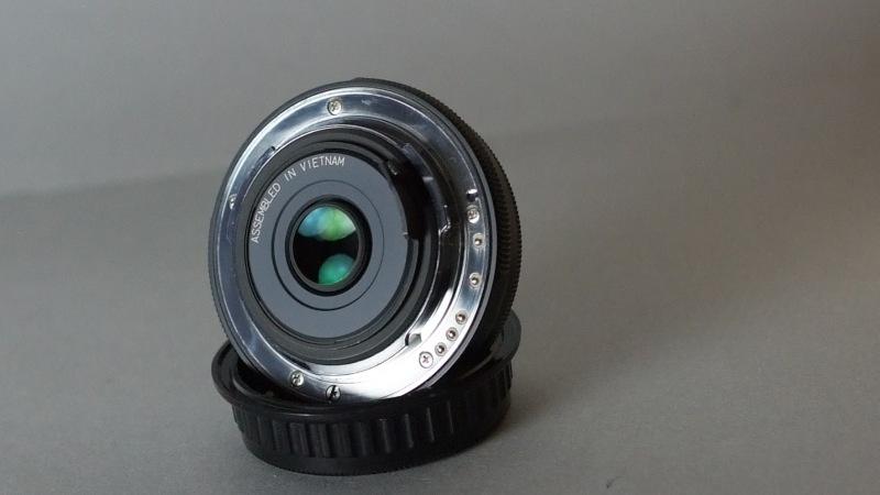 Pentax smc DA 40mm f/2,8 LTD