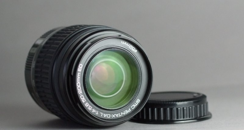 Pentax smc DAL 50-200mm f/4-5,6 ED SUPER STAV