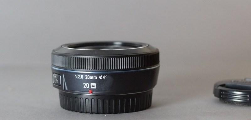 Samsung 20mm f/2,8