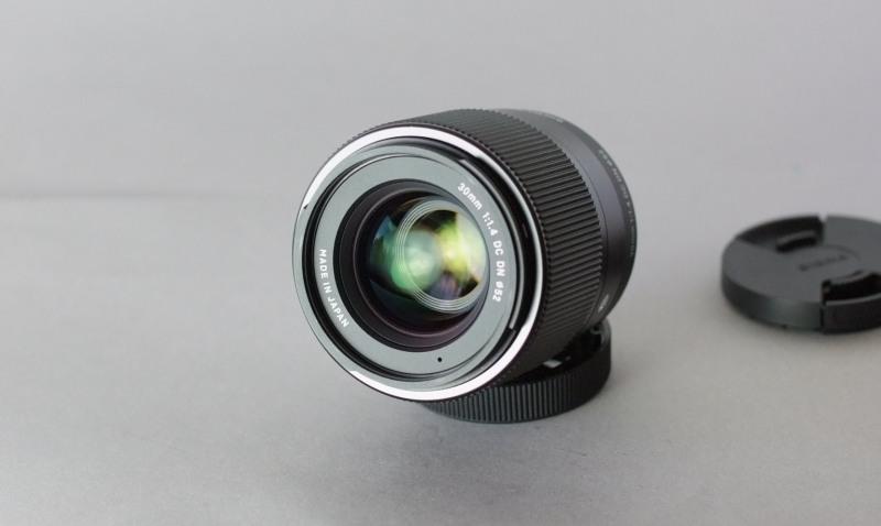 Sigma 30mm f/1,4 DC M4/3 záruka  5/2020