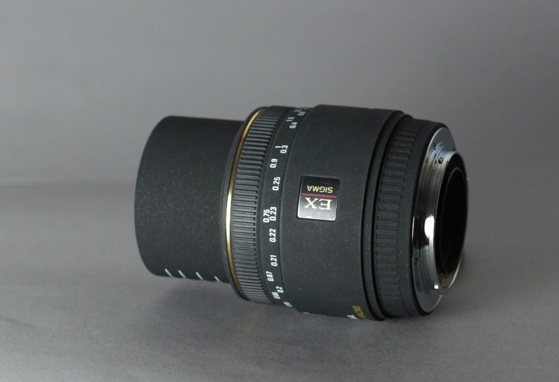 Sigma 50mm f/2.8 EX DG MACRO pro SONY SUPER STAV