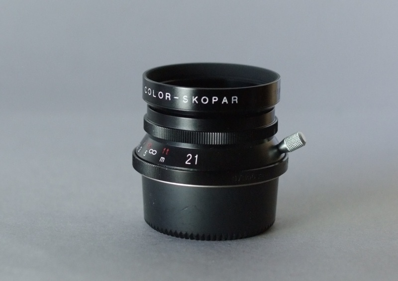 Voigtlander Color Skopar 21mm F 4.0 pro M39
