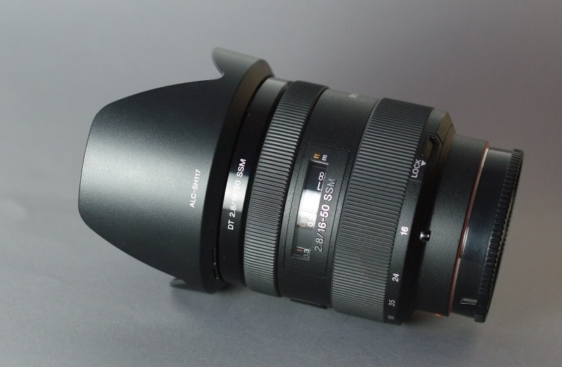 Sony 16-50 mm f/2,8 SSM TOP STAV