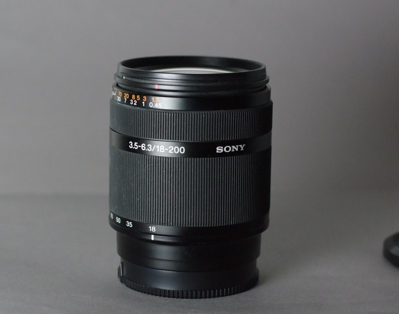 Sony DT 18-200mm f/3,5-6,3