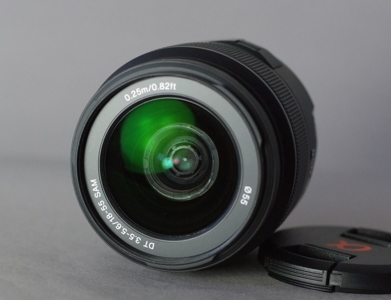 Sony DT 18-55mm f/3.5-5.6 SAM