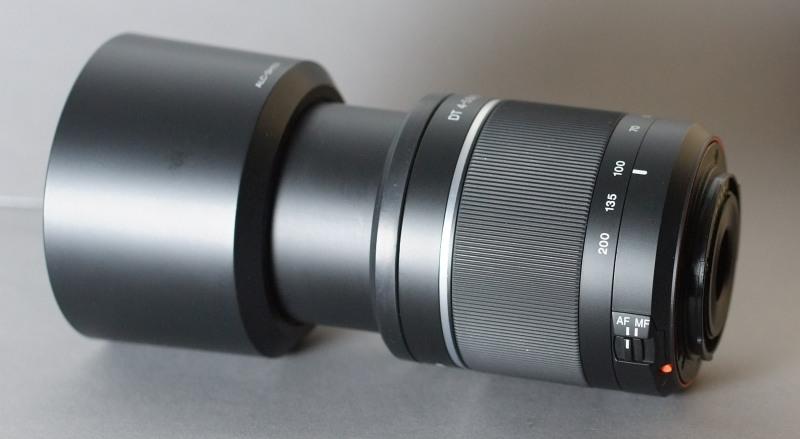 Sony DT 55-200mm f/4-5,6 SAM TOP STAV