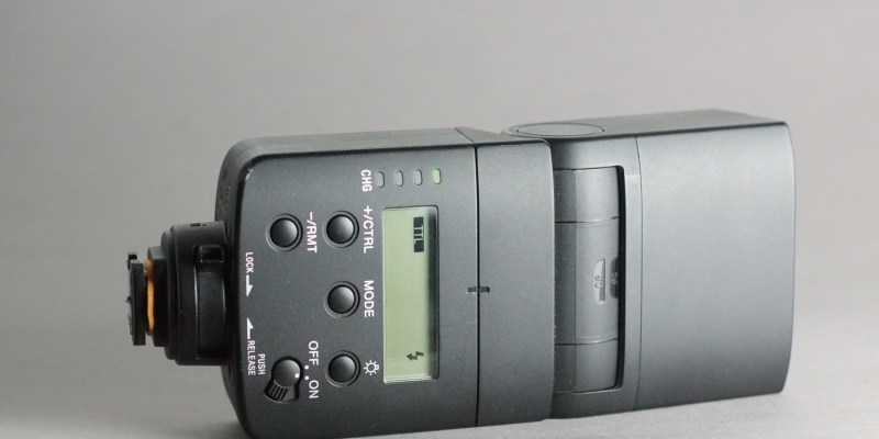 Sony blesk HVL-F32M