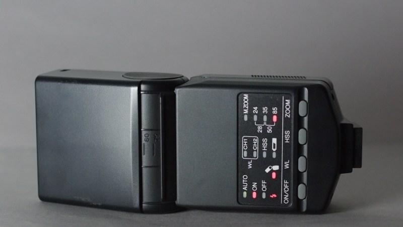 Sony HVL-F36AM pro SONY / Minolta