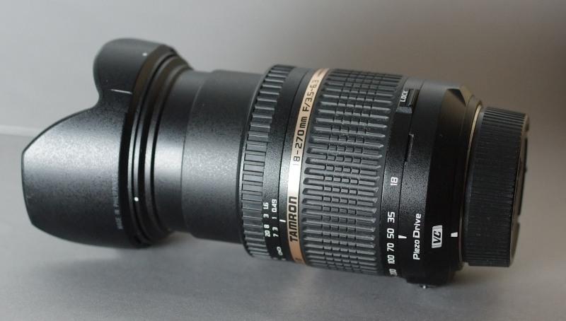 Tamron AF 18-270mm f/3,5-6,3 Di II VC PZD pro Niko