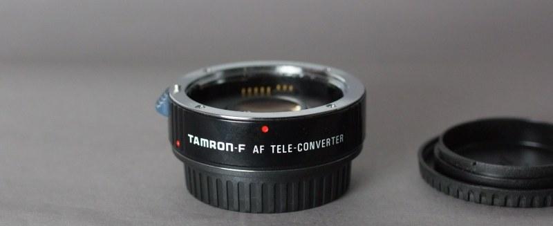 Telekonvertor Tamron MC 4 1.4X pro CANON