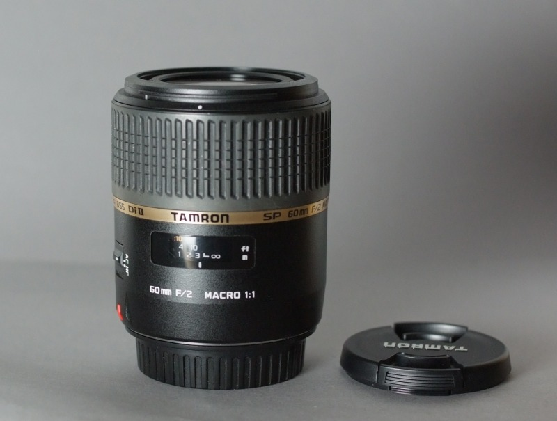 Tamron SP AF 60 mm f/2 Di II Macro 1:1 pro CANON