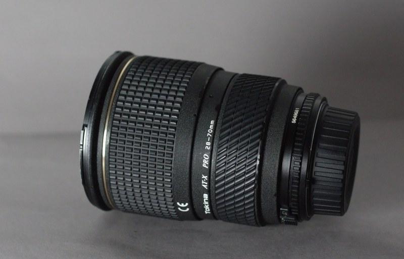 Tokina ATX PRO 28-70mm f2.6-2.8 pro NIKON