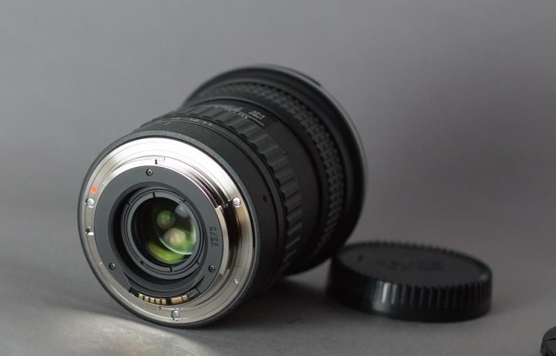 Tokina AT-X DX 11-16mm f/2.8 pro CANON SUPER STAV