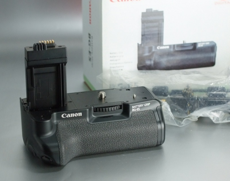Canon bateriový grip BG-E5