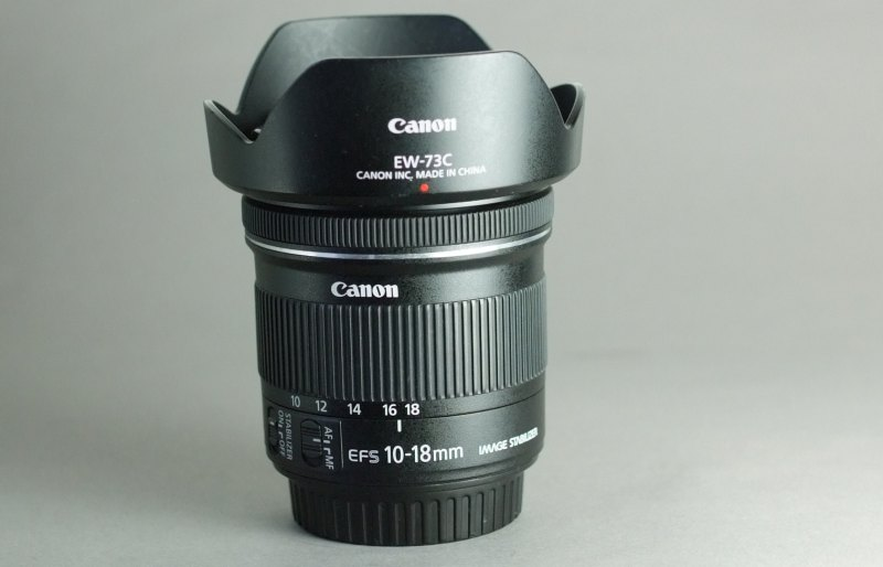 Canon EF-S 10-18mm f/4.5-5.6 IS STM SUPER STAV
