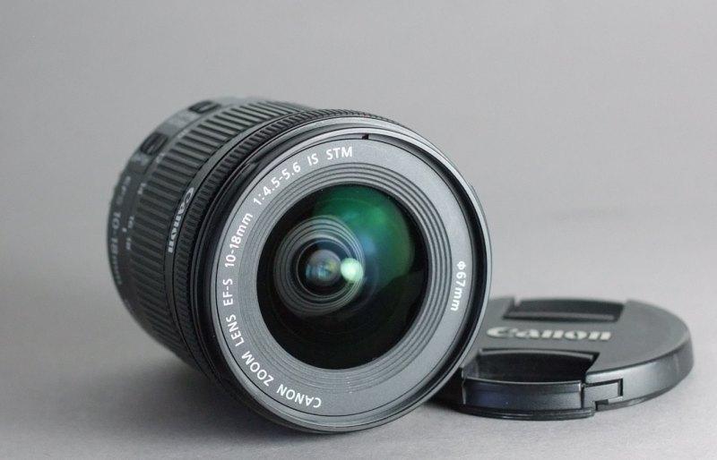 Canon EF-S 10-18mm f/4.5-5.6 IS STM SUPER STAV
