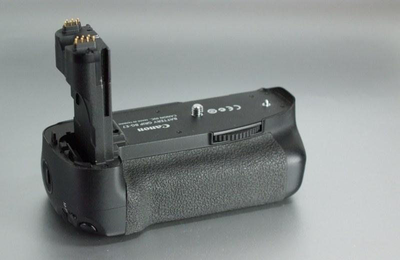 Bateriový grip Canon BG-E7