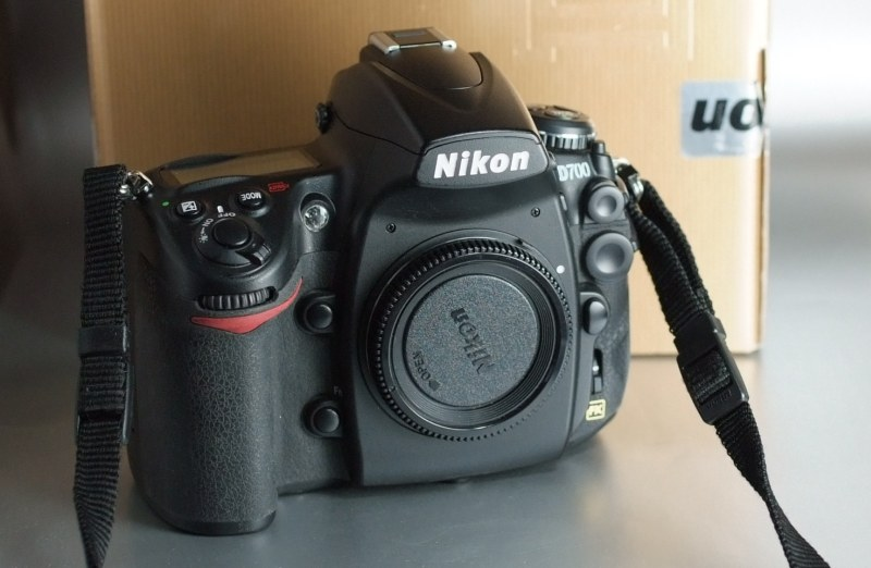 Nikon D700 AKCE