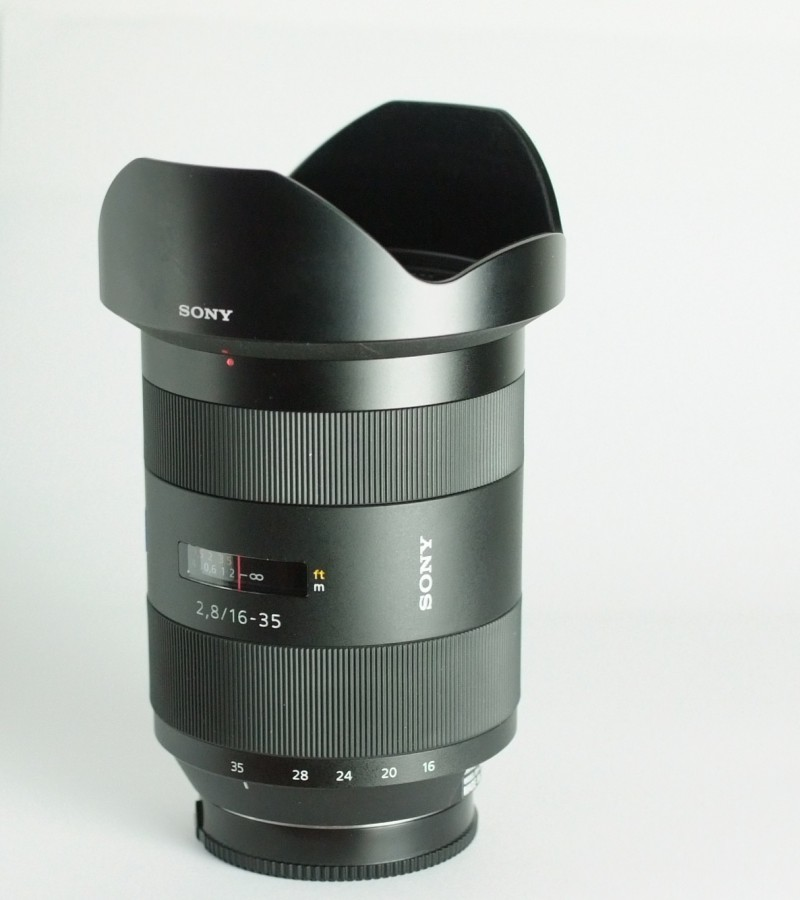 Sony Zeiss 16-35mm f/2,8 Vario-Sonnar T