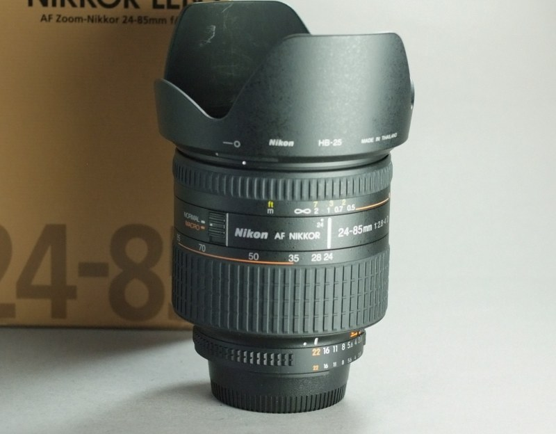 Nikkor AF 24-85mm f/2.8-4 D IF TOP STAV
