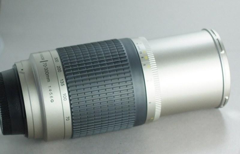 Nikon AF 70-300mm  f4-5.6 G TOP STAV