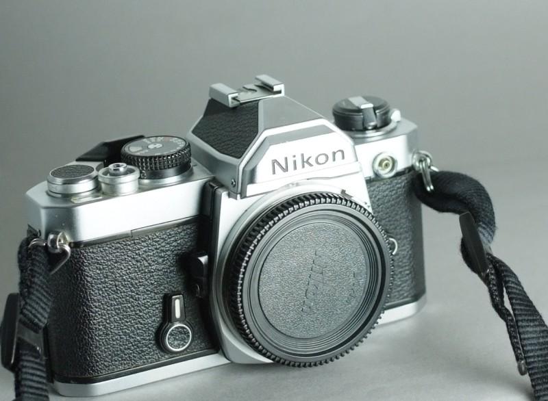 Zrcadlovka Nikon FM