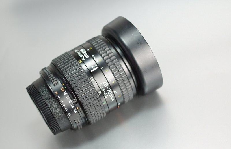 Nikkor AF 28-70mm f/3.5-4.5