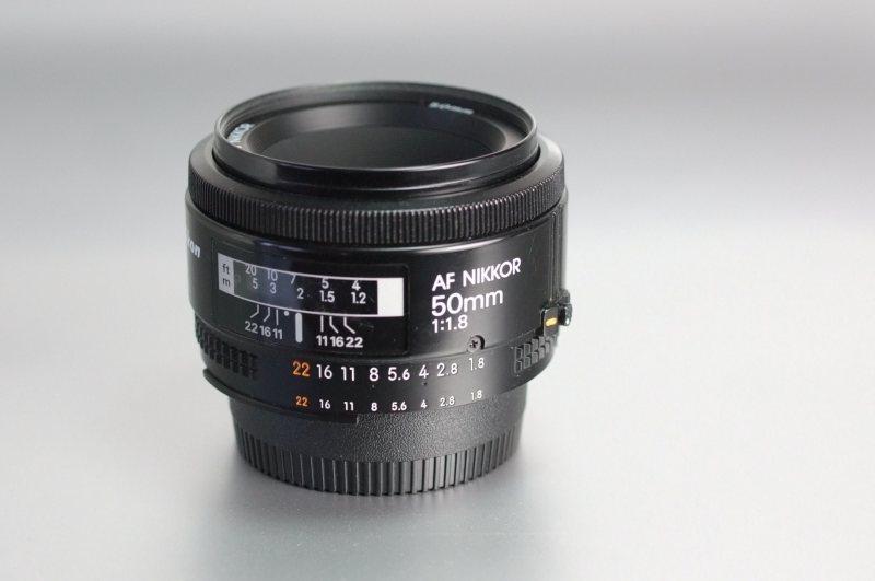 Nikkor 50mm f/1,8  AF