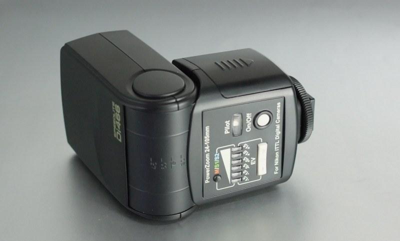 Nissin Di466 pro Nikon