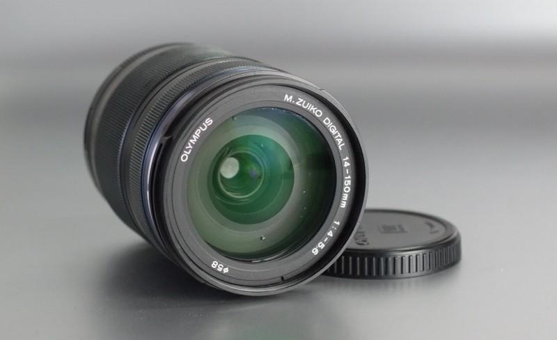 Olympus M.ZUIKO ED 14-150mm f/4,0-5,6 II