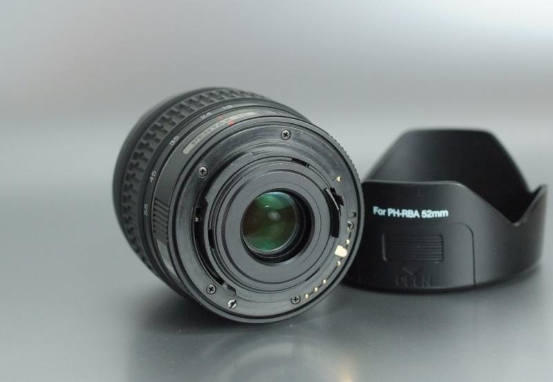 Pentax DAL 18-55mm f/3.5-5.6 AL