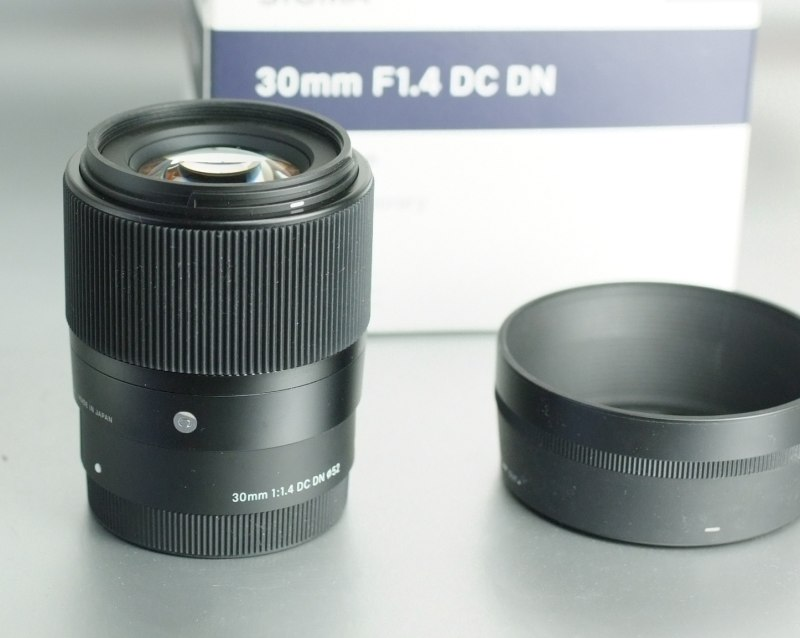 Sigma 30mm f/1,4 DC DN Contemporary pro NEX