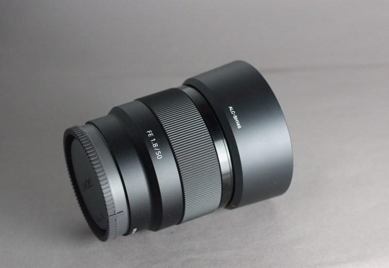 Sony FE 50mm f/1.8 záruka 12/2018