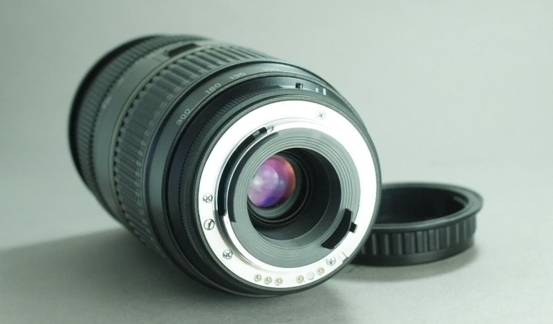 Tamron AF 70-300mm F/4-5.6 Di pro PENTAX