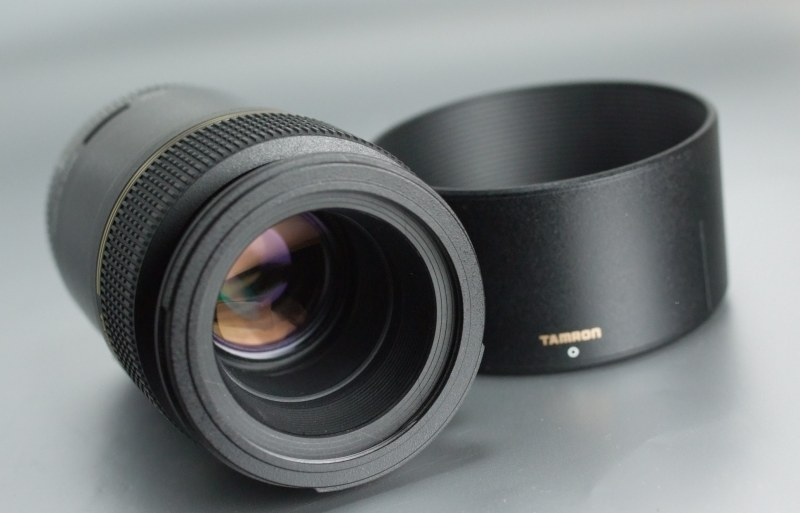 TAMRON 90 mm f/2,8 SP Di Macro pro Canon TOP