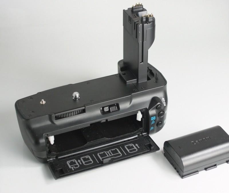 Apurture BG-E6, bateriový grip BG-E6 pro Canon 5D Mk II