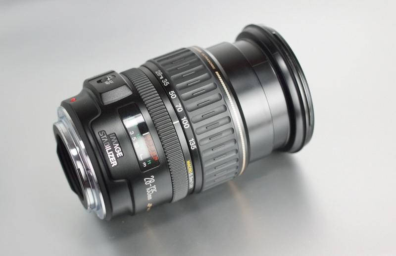 CANON EF 28-135 mm f/3,5-5,6 IS USM SUPER STAV
