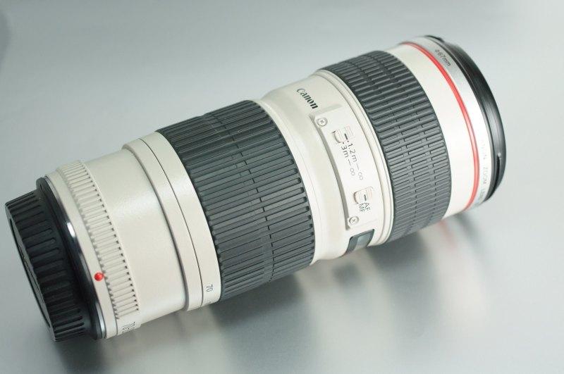 CANON EF 70-200 mm f/4 L USM TOP STAV