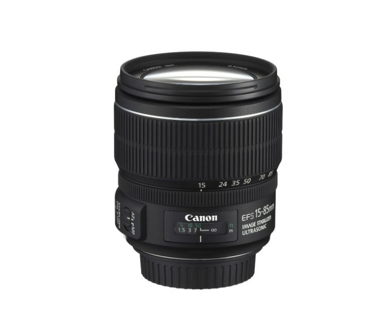 CANON EF-S 15-85 mm f/3,5-5,6 IS USM AKCE