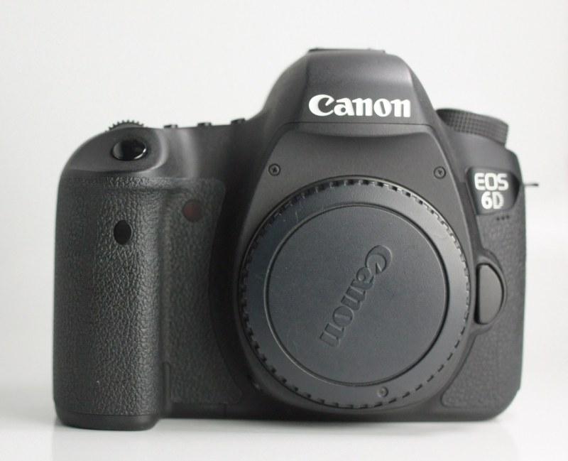 Canon 6D TOP STAV