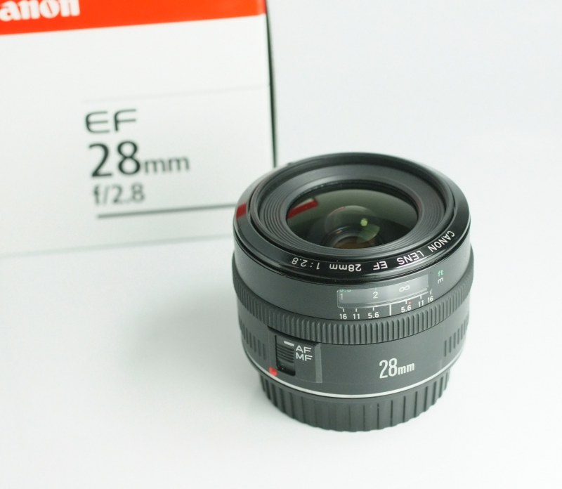 Canon EF 28mm f/2.8 TOP STAV