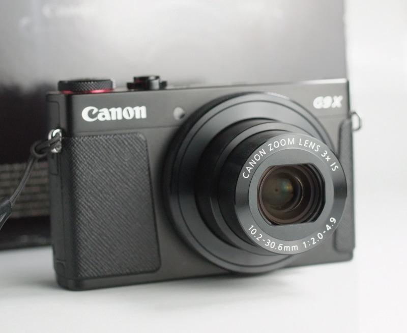 CANON PowerShot G9 X TOP STAV