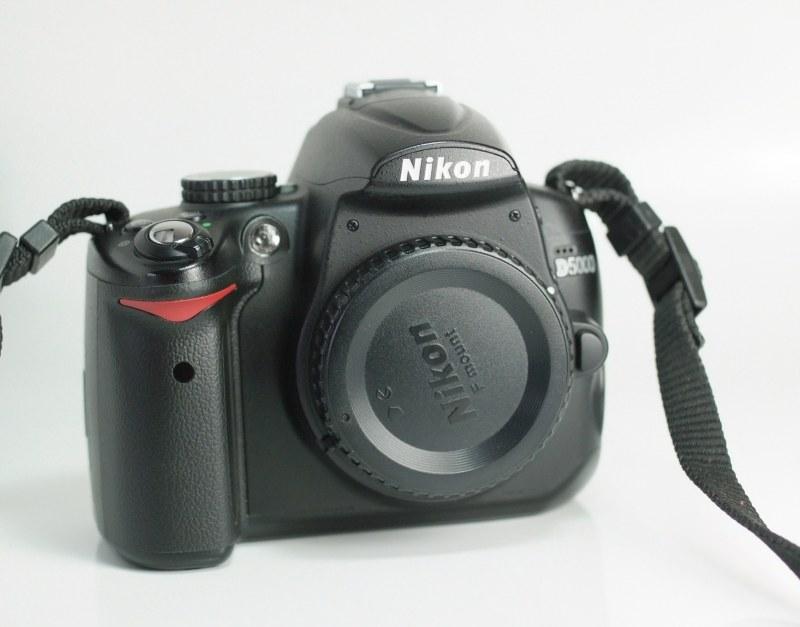 Nikon D5000 SUPER STAV