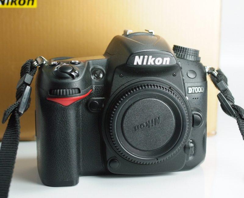 Nikon D7000 AKCE